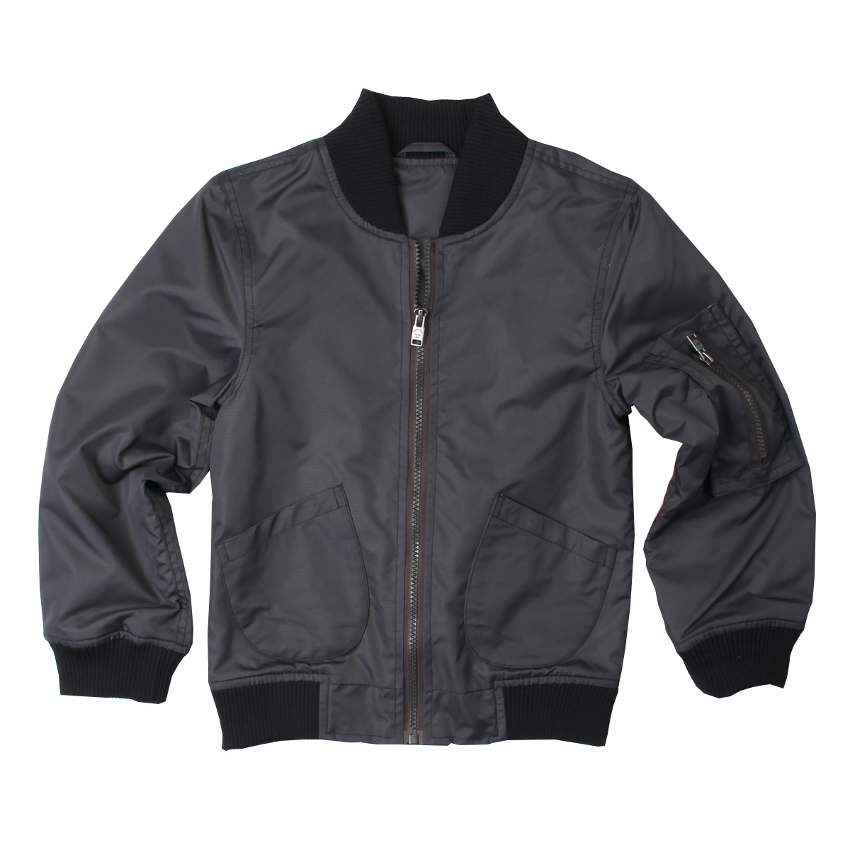 Boys' Nylon Jacket by Wes and Willy (Size: 4)