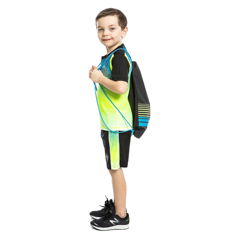 Boys Athletic Shorts by Noruk (Size: 7)