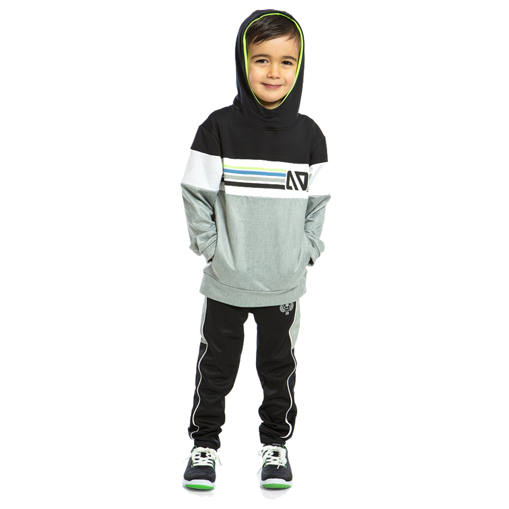 Boy's Athletic Hoodie by Noruk (Size: 7)