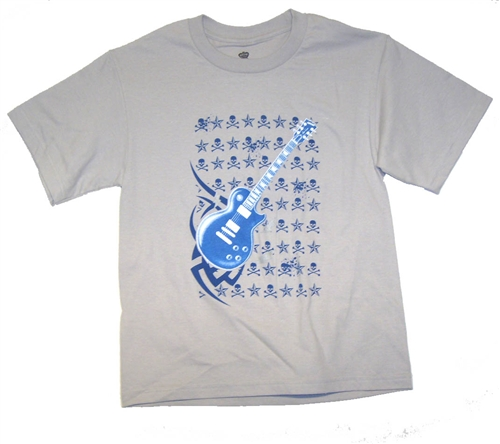 Electric Guitar Shirt by Cadet Seven (Size: X-Large)