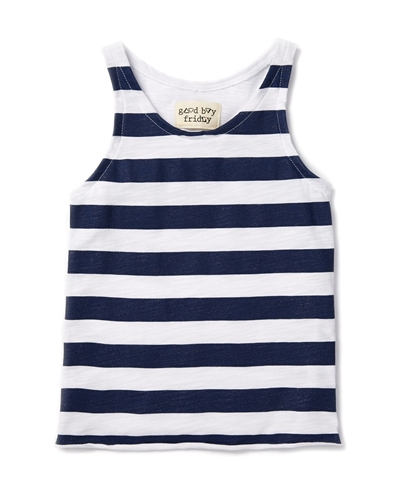 Striped Tank Top by Good Boy Friday (Size: 2/3)