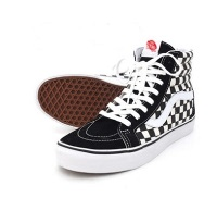 Checkered High Tops for Boys