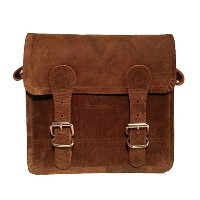 Brown Satchel for Boys