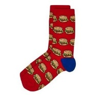 Burgers Socks for Boys