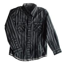 Striped Dress Shirt for Boys