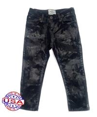 Boys Foil Skinny Jeans