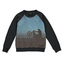 Motorcycle Sweashirt for Boys