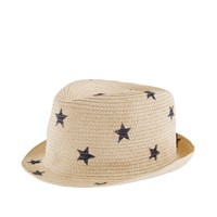Baby Boy's Straw Hat