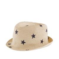 Baby Boy's Straw Hat