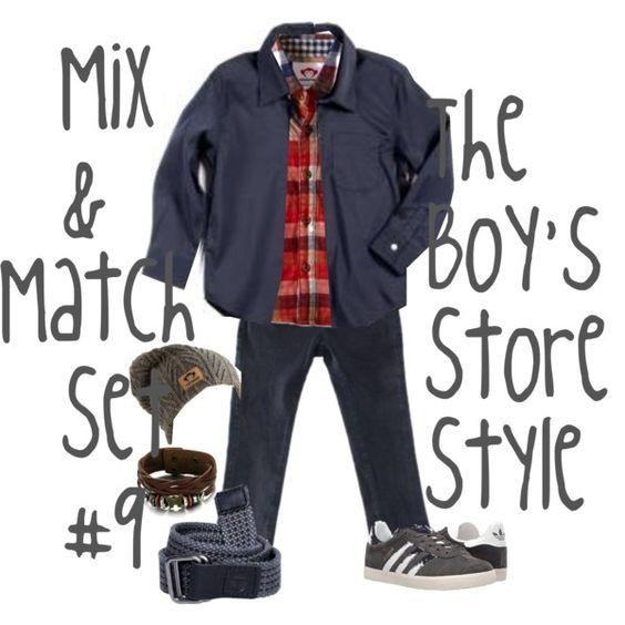 Boys Mix and Match Set #9