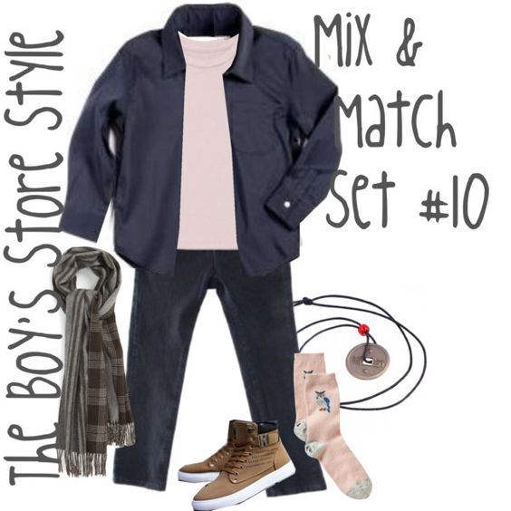 Boys Mix and Match Set #10