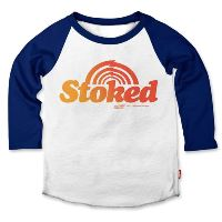 Stoked Shirt for Boys
