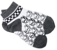 Skulls Ankle Socks for Boys