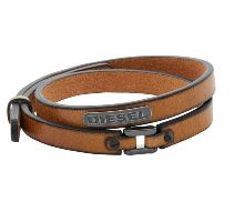 Leather Wrap Bracelet for Boys