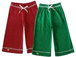 Baby Boy's Karate Pants