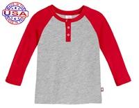 Boys Raglan Shirt by City Threads