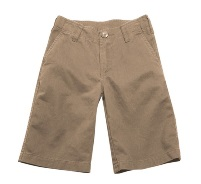 Flat Front Shorts for Boys