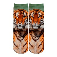 Tiger Crew Socks for Boys