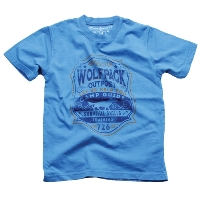 Wolfpack Outpost T-Shirt for Boys