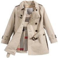 Boys Trench Coat