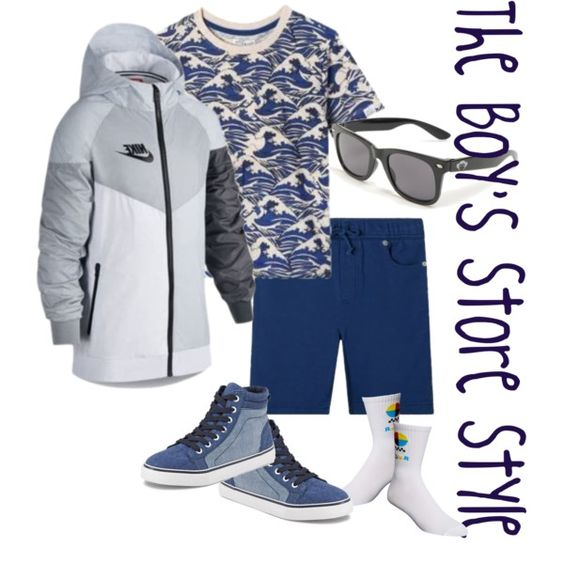 Boy's outfit for warm weather