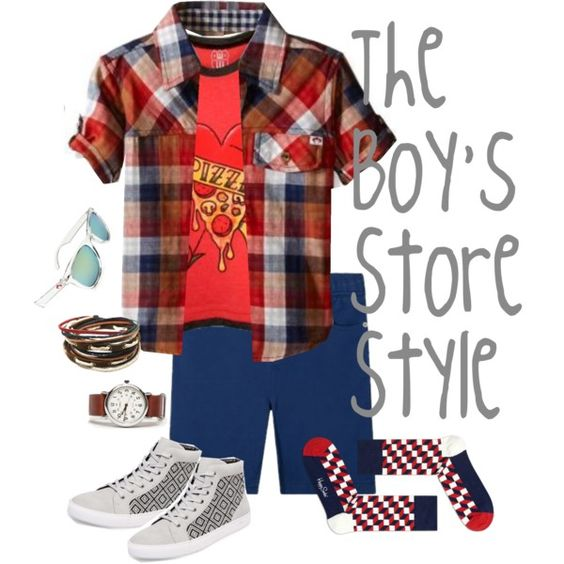 Boy's Outfit Compilation