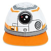 Boys BB-8 Baseball Cap