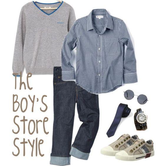 Fashion Set for Boys