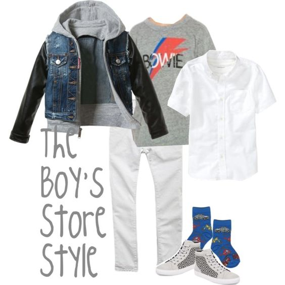 Boys Fashion Set
