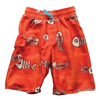 Boys Swim Trunks by Wes and Willy