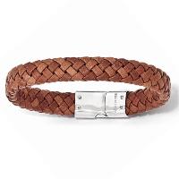 Braided Bangle Bracelet for Boys