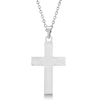 Cross Pendant Necklace for Boys