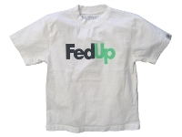 Fed Up Shirt for Boys by Dogwood