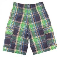 Plaid Shorts for Boys