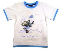 Boys T-Shirt by CR Sport