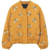 Bee Print Jacket for Boys