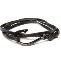 Leather Wrap Bracelet for Boys