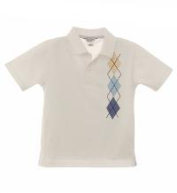 Argyle Polo Shirt for Boys