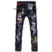 Paint Splatter Pants for Boys