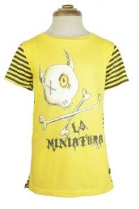 Jeff Rat T-Shirt for Boys by La Miniatura