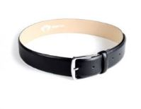 Boys Black Dress Belt