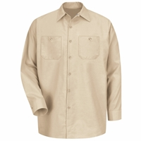 Boys Dress Shirt in Tan
