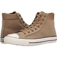 Boys Tan High Tops by Converse