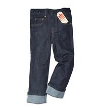Boys Dark Denim Jeans