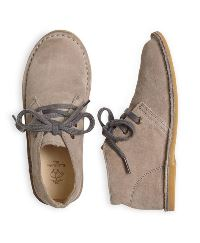 Boy's Light Brown Chukka