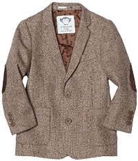 Boy's Tweed Blazer by Appaman