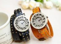 Boys Watch with Wrap Style Band