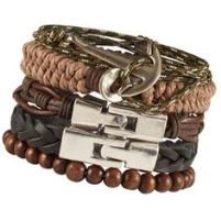 Leather Bracelets for Boys