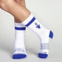 Boy's Blue Bombas Socks for Boys