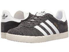 Boys Dark Gray Sneakers